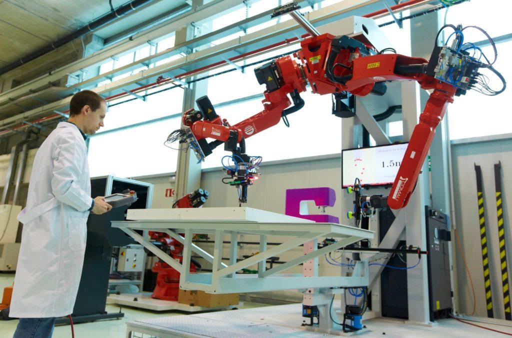 Ingenieria en robotica industrial - Ipn + Unam 2