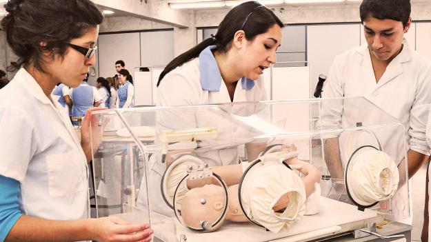 Licenciatura en enfermería y obstetricia - Ipn + Unam 1